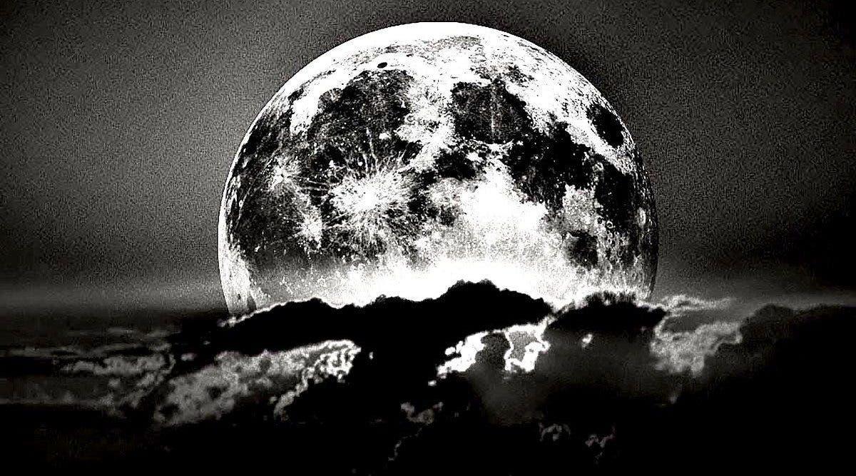 la nouvelle Lune Noire
