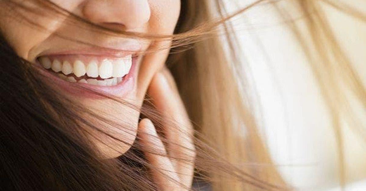 les bienfaits du sourire sur la sante 1