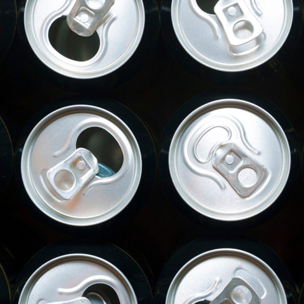 les boissons gazeuses