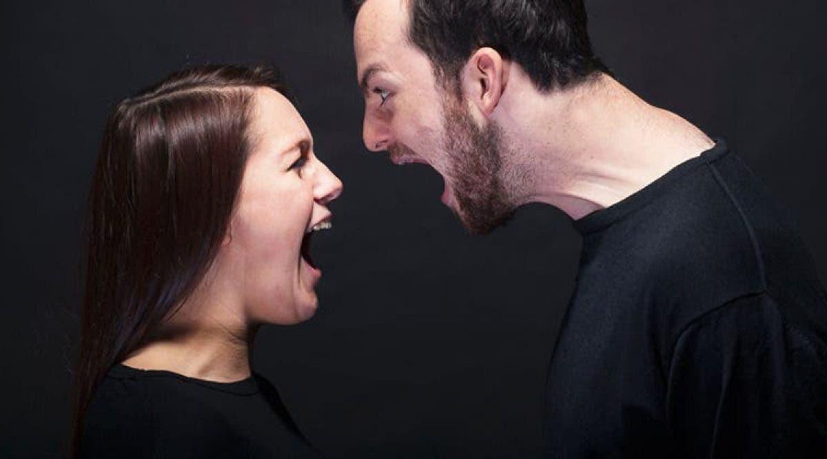 les couples qui se fâchent souvent ont l'amour le plus fort