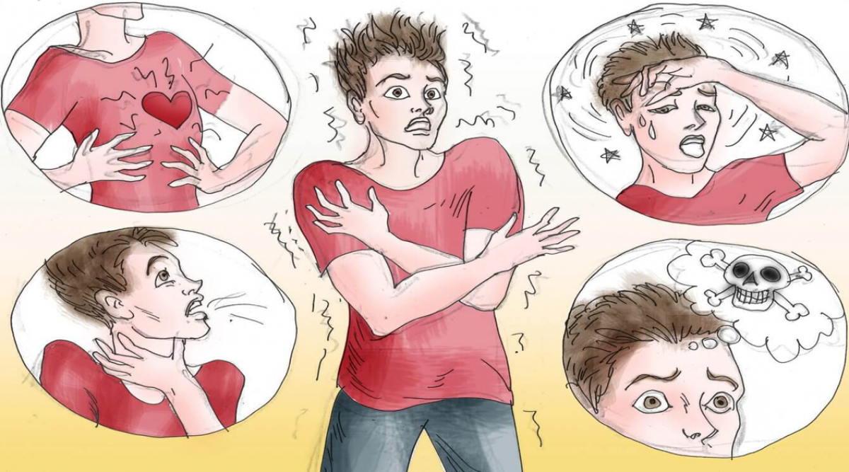 les crises de panique et les épisodes d'anxiété sont liés aux carences en vitamines