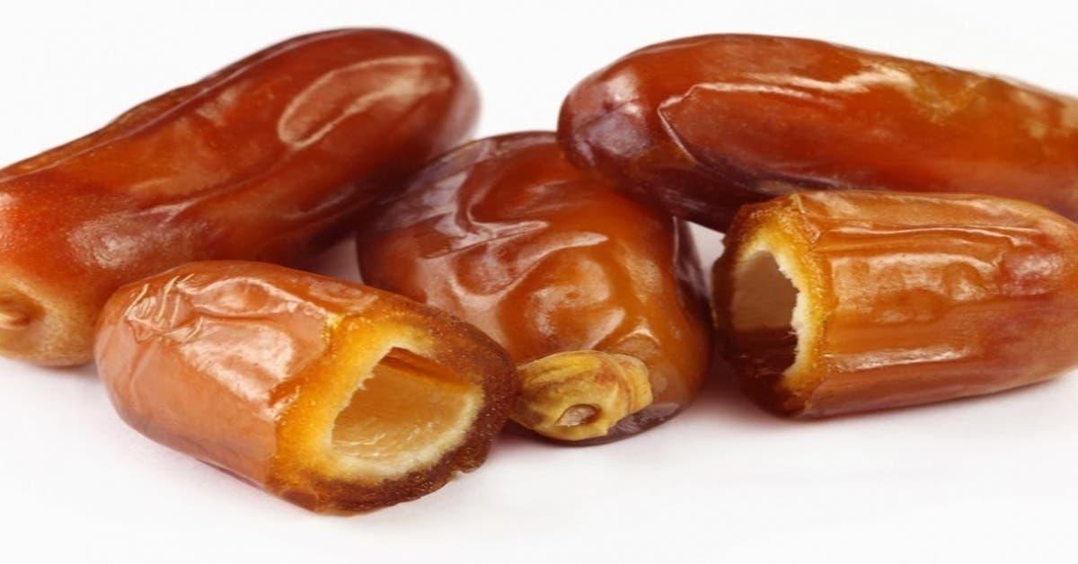 les dattes sont le fruit le plus sain un remede naturel bon pour la sante 1