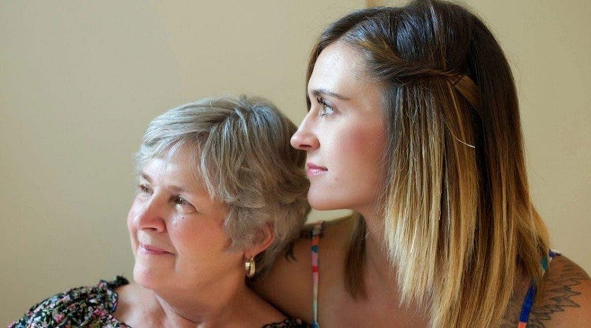 les femmes commence à ressembler à leurs mères à l'âge de 33 ans