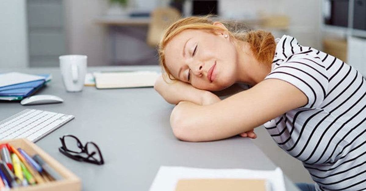 les femmes devraient etre autorisees a faire la sieste au travail pour augmenter leur productivite 1