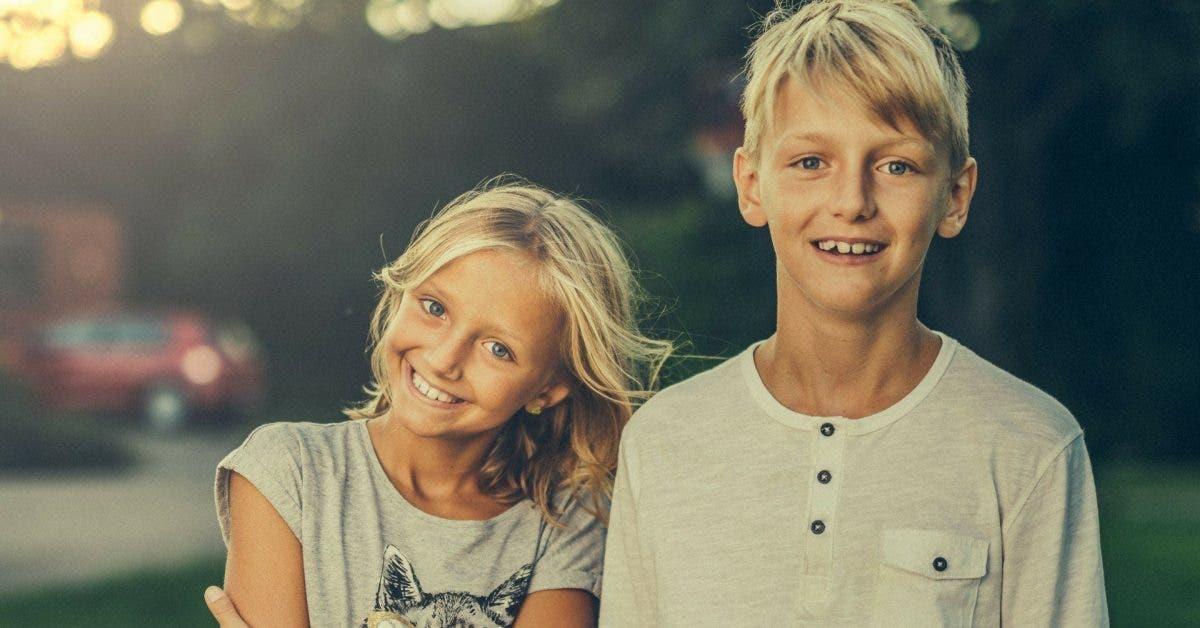 les frores et soeurs les plus jeunes sont les plus droles 1 1