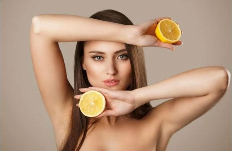 les grands-meres utilisent le citron sur leurs aisselles