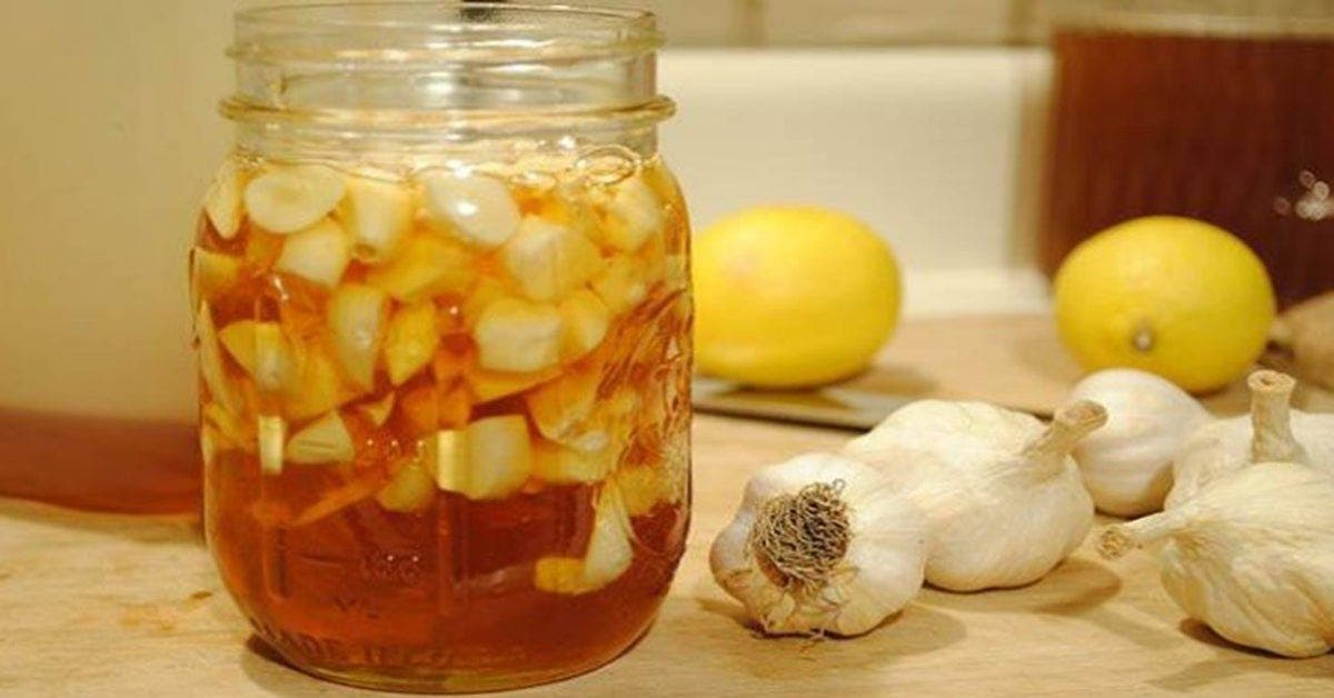 Ce remède à l'ail et au citron est scientifiquement