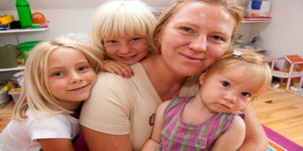 les mamans qui ont 3 enfants sont les plus stressées