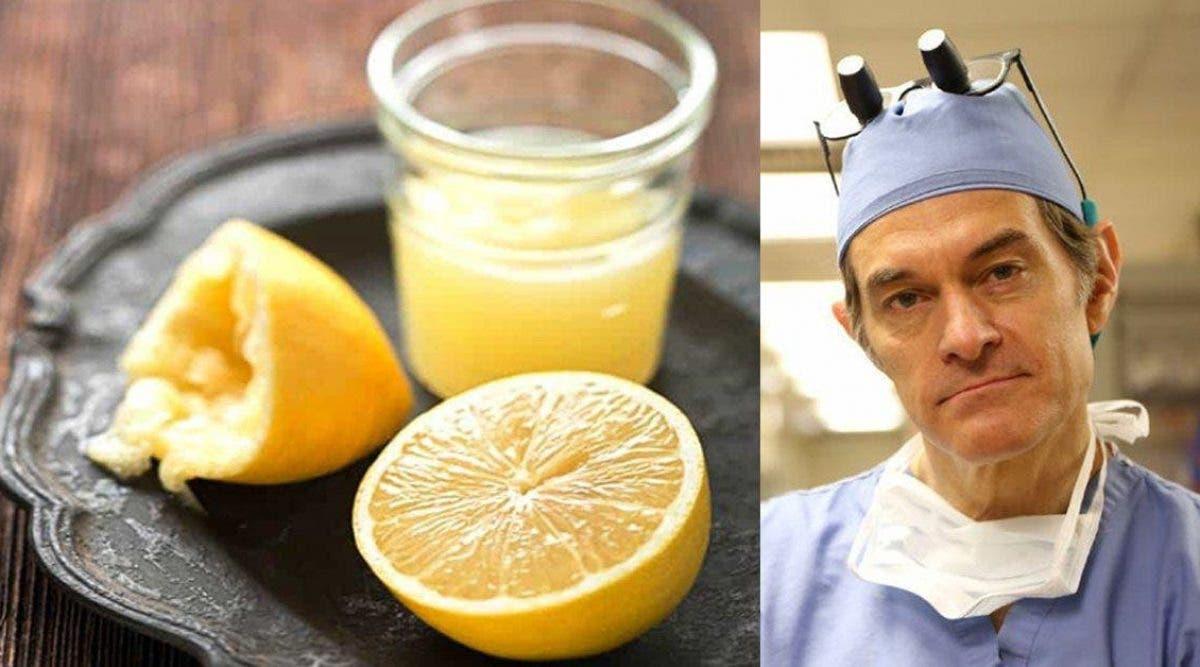 Voici pourquoi ce médecin recommande de boire de l'eau au citron à la place du café le matin