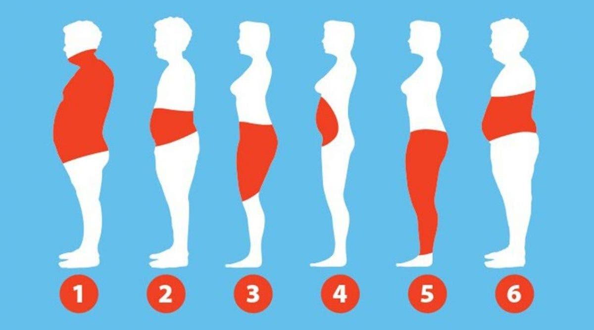Les scientifiques affirment qu'il existe 6 types de graisses corporelles et voici comment s'en débarrasser