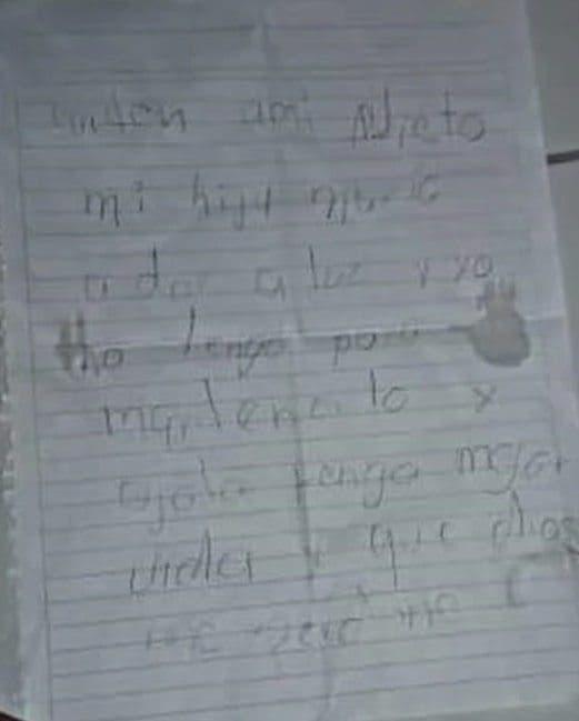 lettre bebe