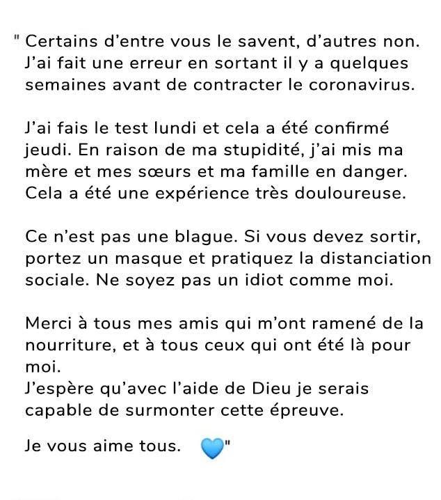 lettre dadieu