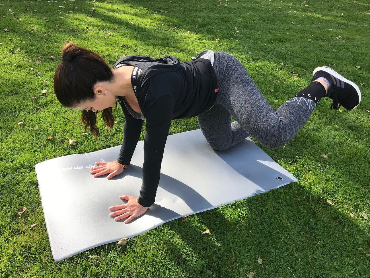 lever lateral jambe