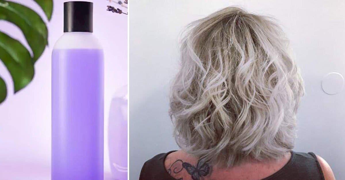 Voici comment ombrer vos cheveux gris sans teinture pour un look glamour