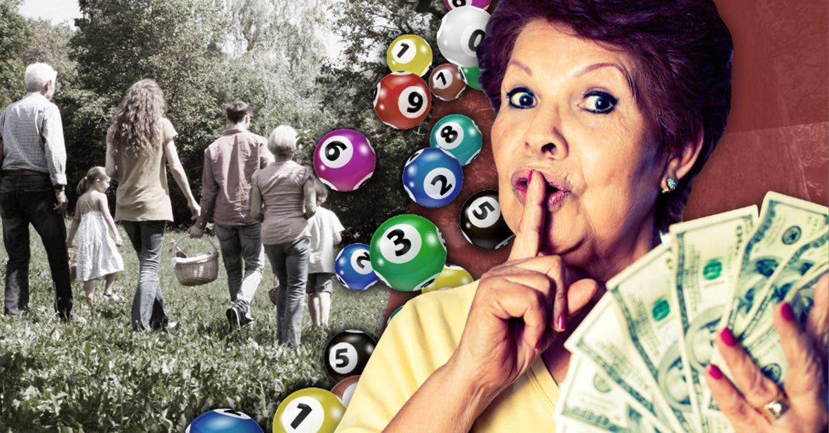 J'ai gagné 46 millions d'euros à la loterie il y a dix ans… mais je ne l'ai pas dit à ma famille