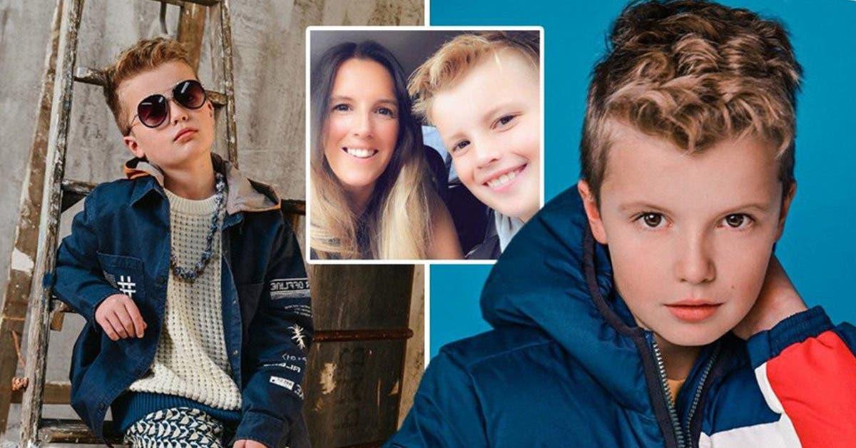 Cette maman dépense plus de 2000 euros pour son fils de 10 ans qui ne veut porter que des vêtements de marque.