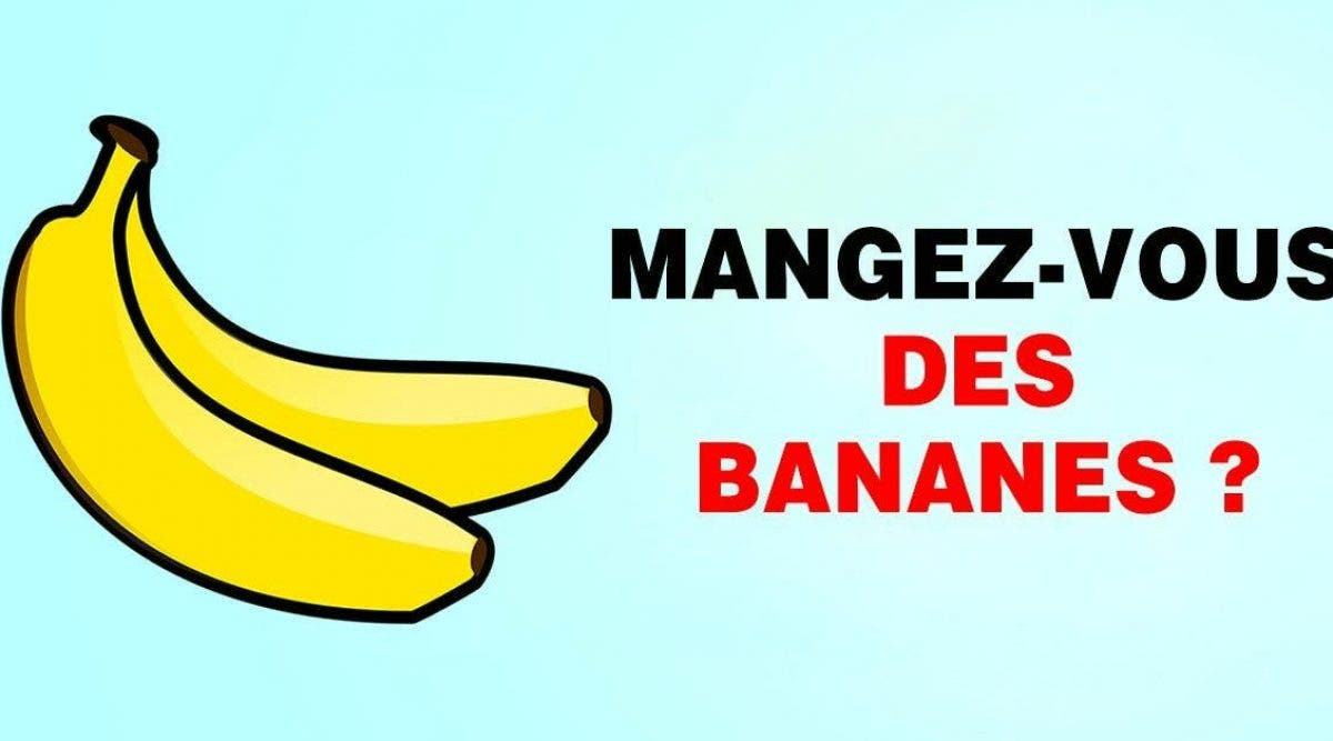 11 choses qui se produisent lorsque vous consommez une banane