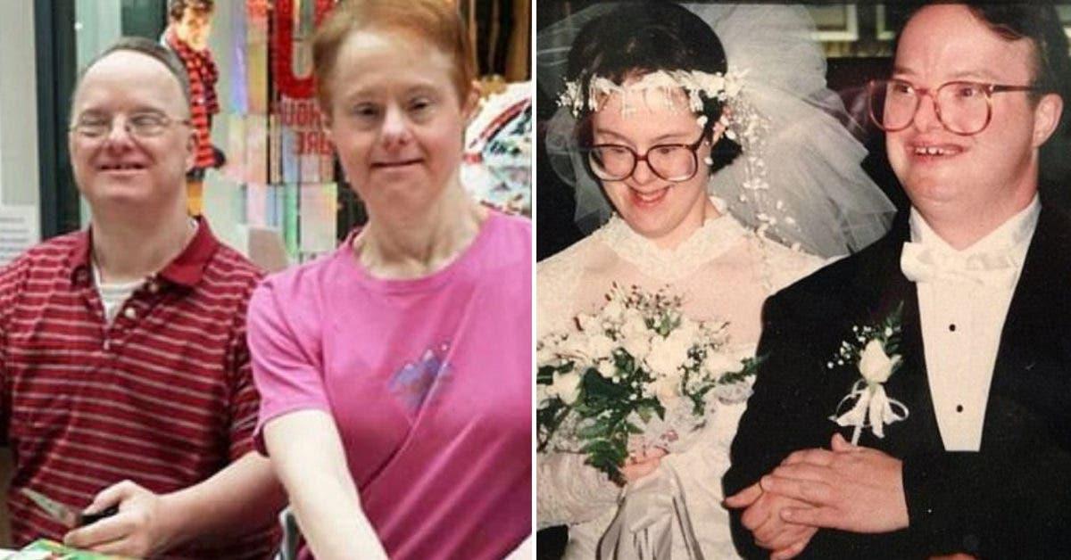 Le «mariage de trisomique le plus long au monde» se termine après 25 ans avec une triste nouvelle