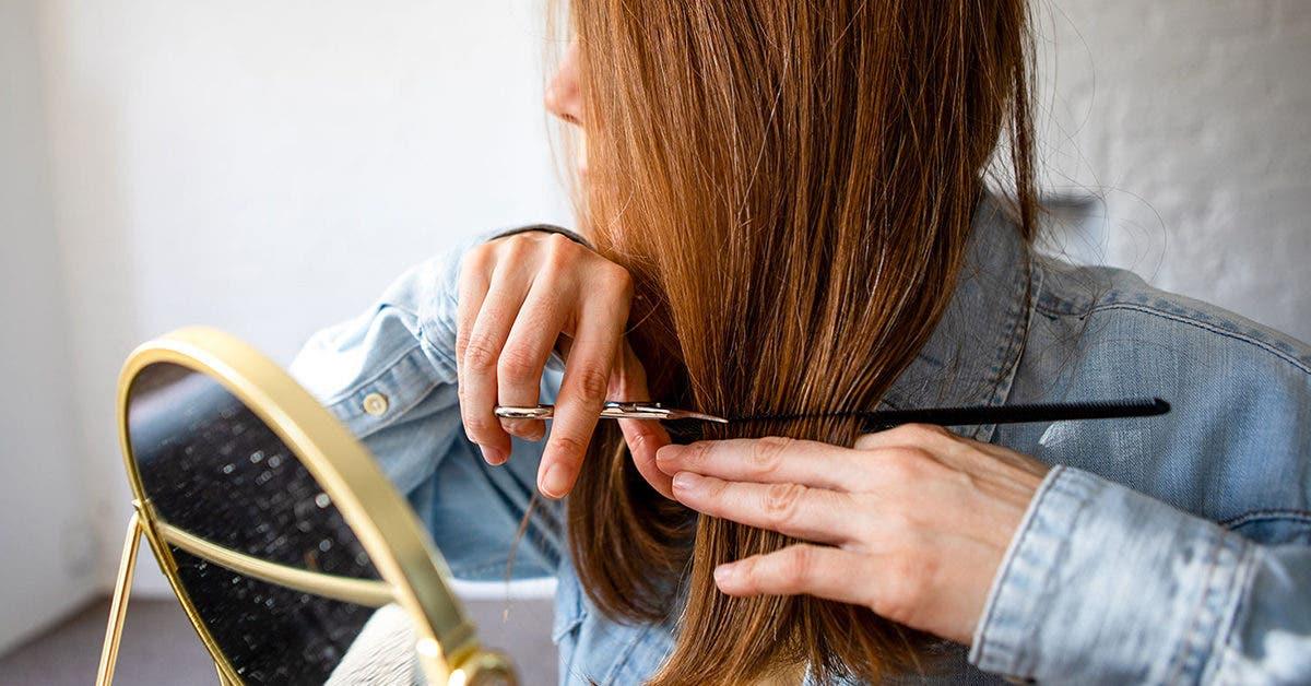 Marre de la même coupe de cheveux ? Apprenez étape par étape à les couper à la maison