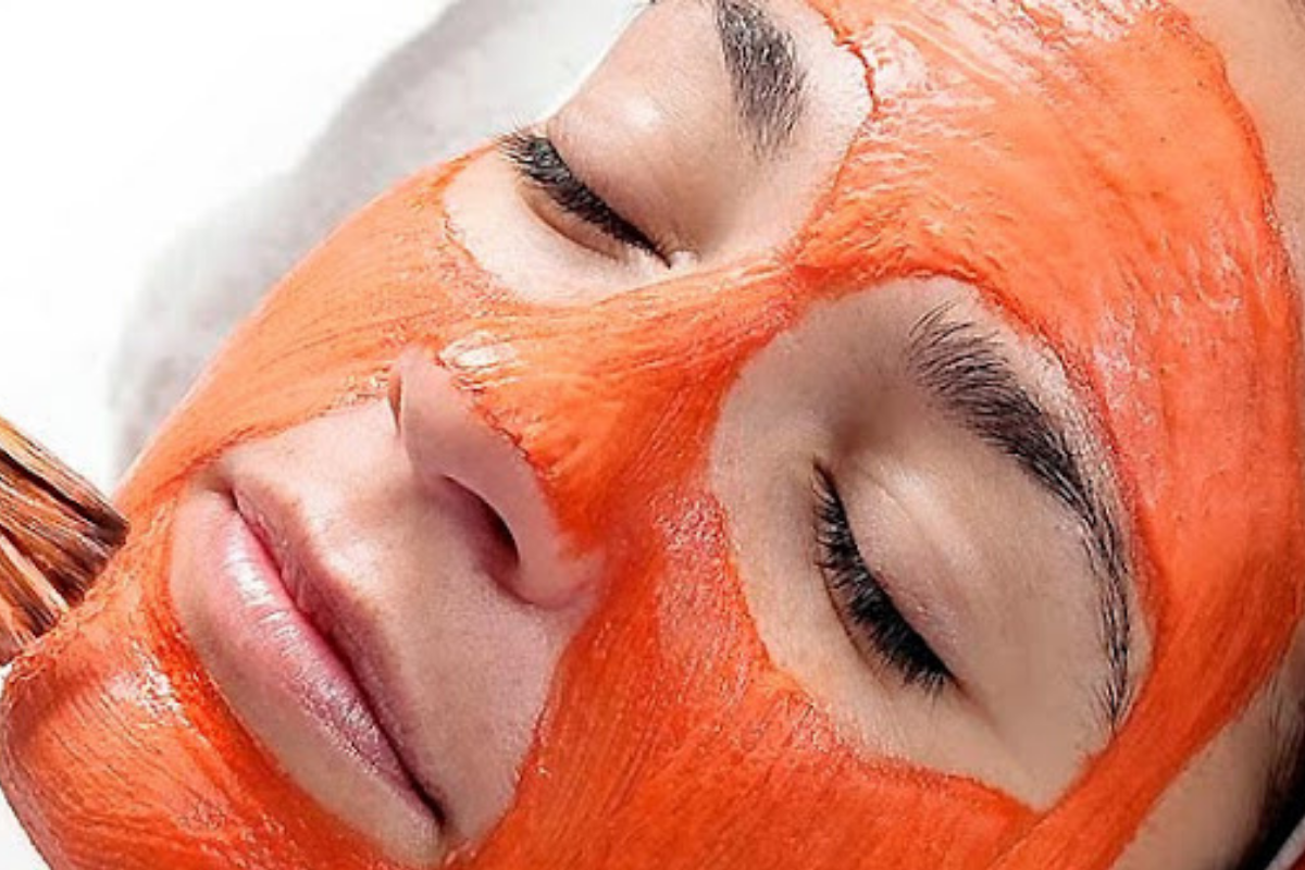 masque a la carotte