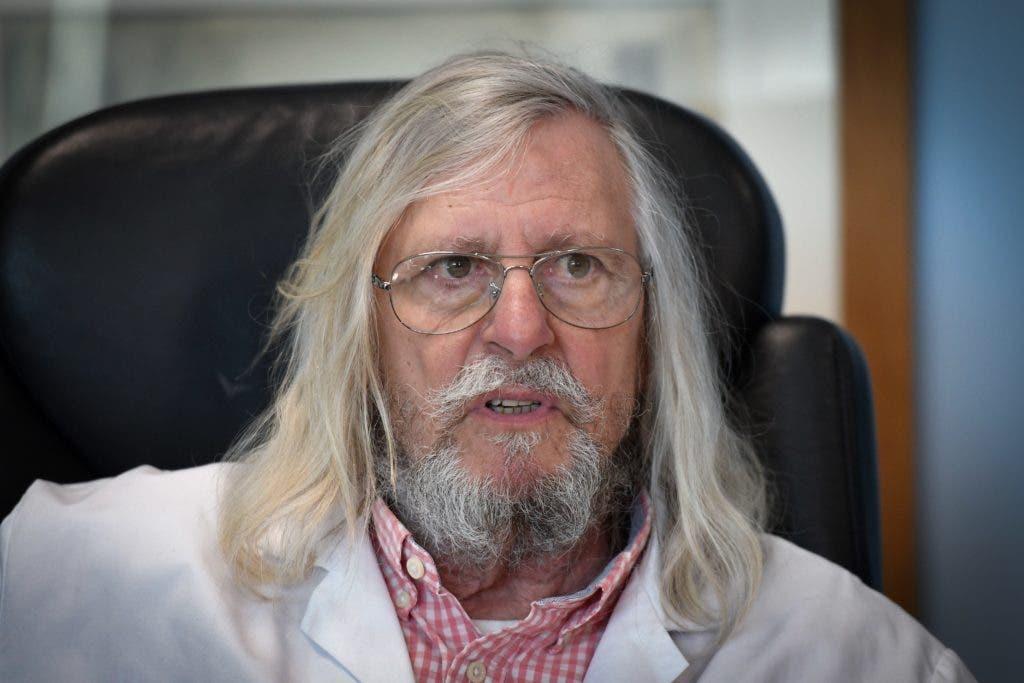 beaucoup de médecins réclament le traitement du professeur Raoult