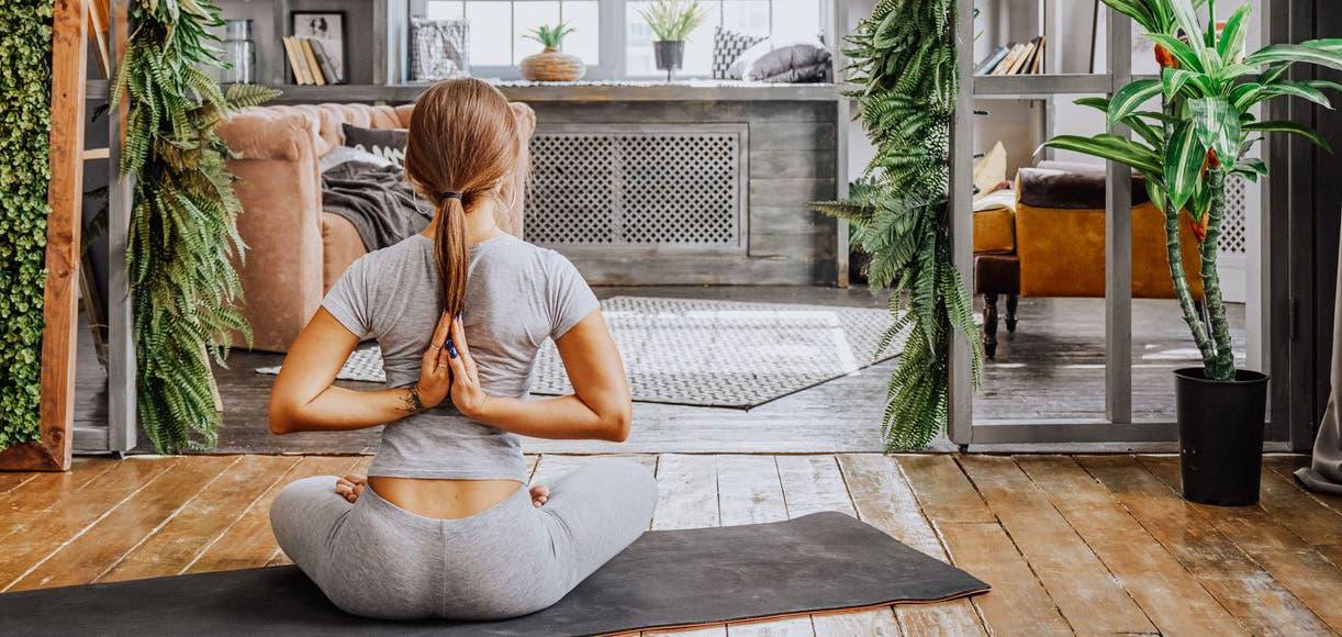 meditation maison
