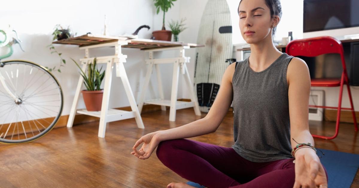 mediter soulagerait lanxiete depression 1
