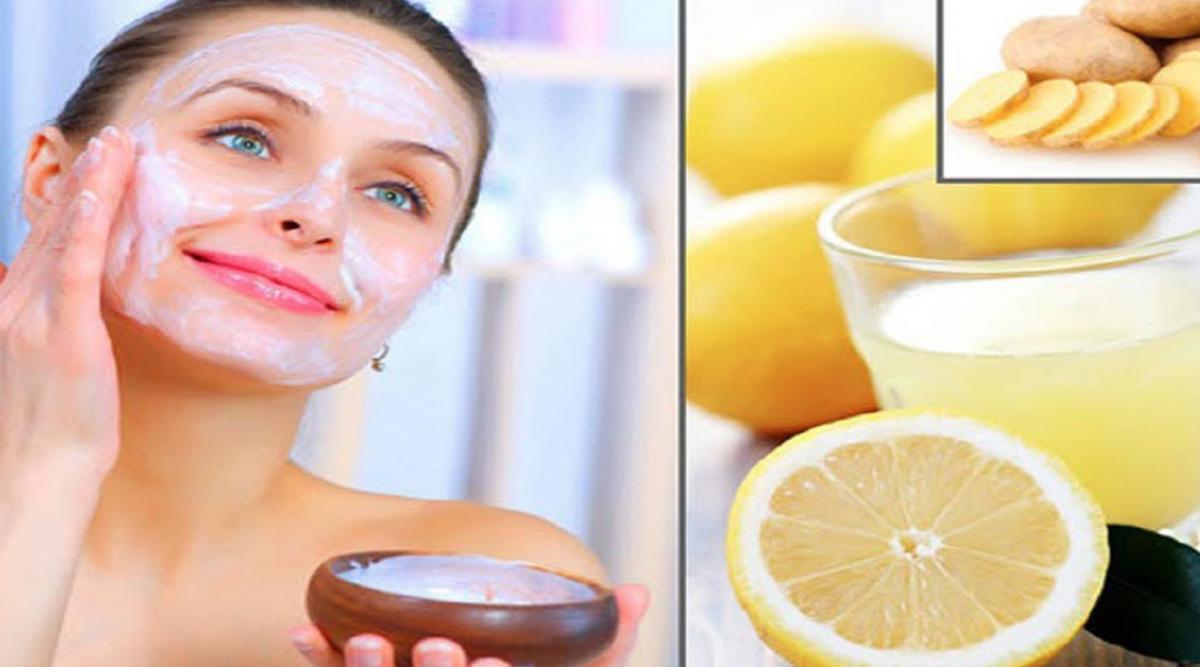 Cette recette fait le tour d'internet ! Mélangez du citron et de la pomme de terre pour enlever les taches du visage