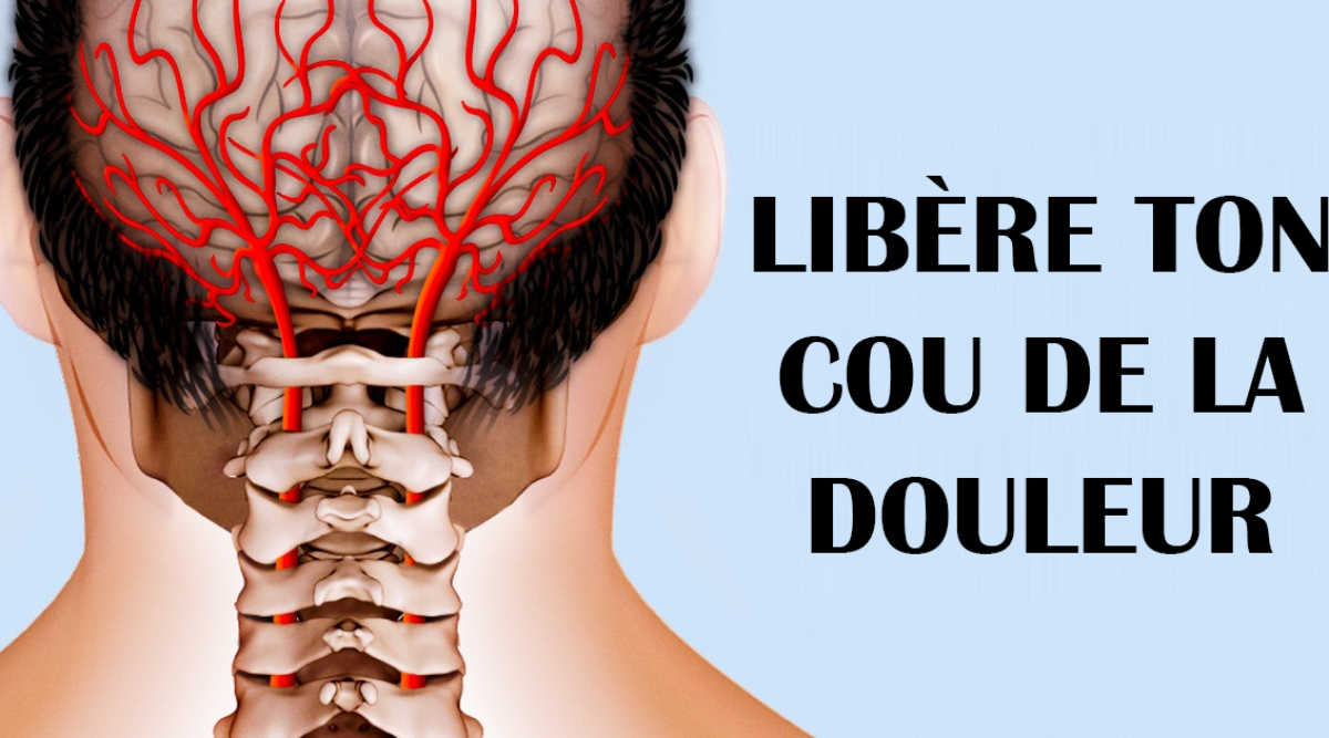 méthodes efficaces pour se débarrasser des douleurs au cou