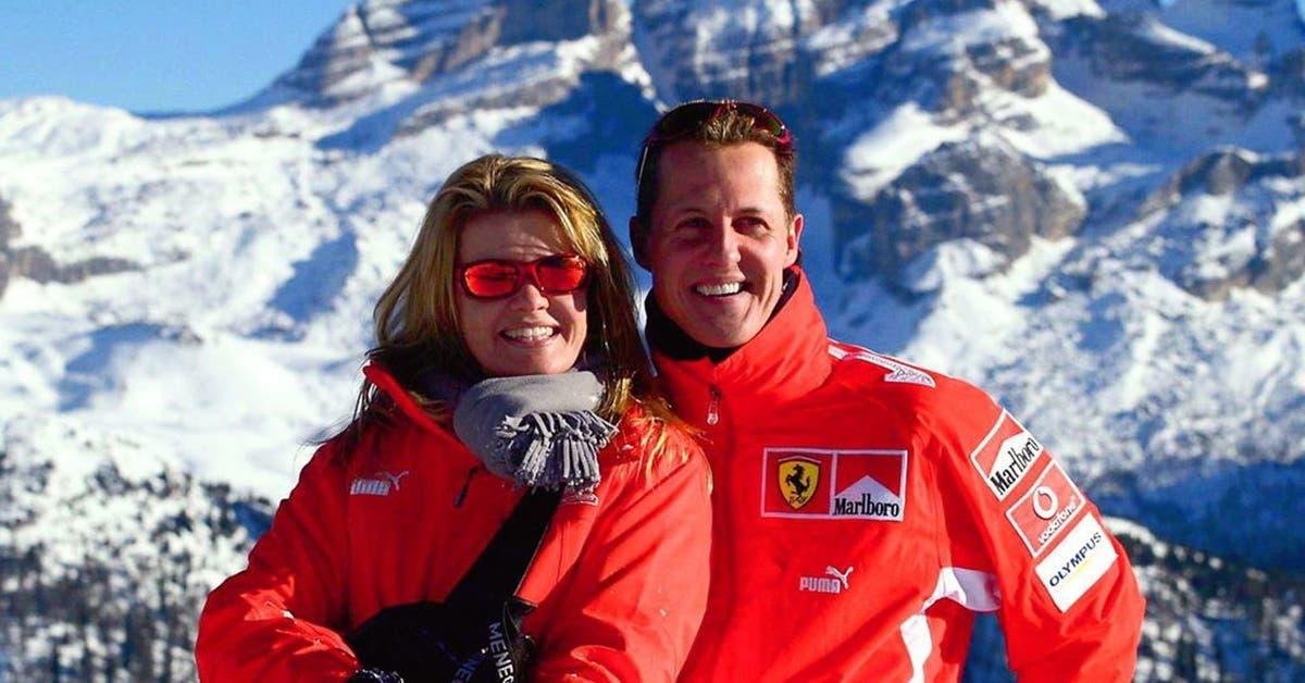 michael schumacher nest plus cloue dans son lit cinq ans apres son accident de ski 1