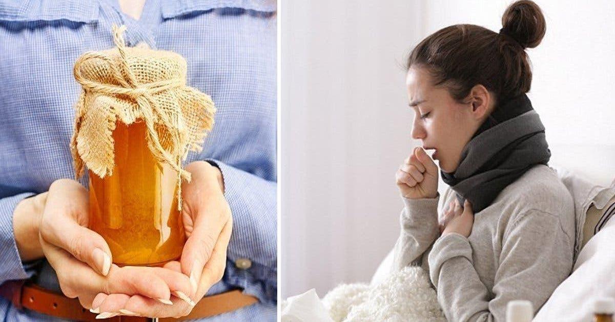 C'est officiel : Le miel est plus efficace que les antibiotiques pour traiter la toux d'après les scientifiques