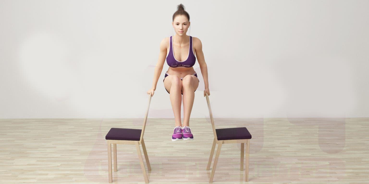mouvement genoux