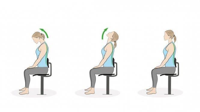 muscler au bureau