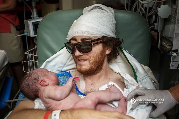 naissance du bébé