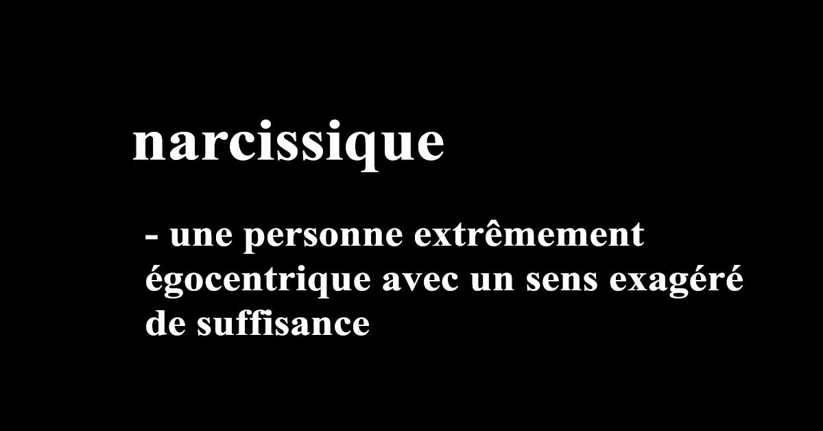comment reconnaitre un narcissique extrême