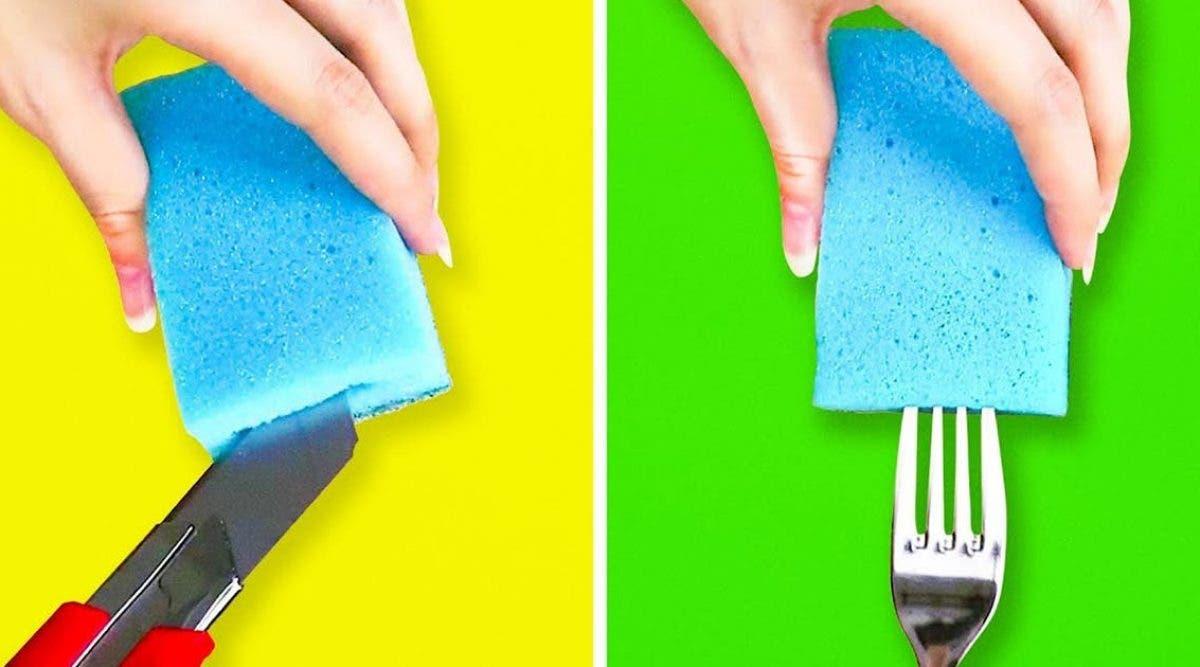 ne-jetez-plus-vos-vieilles-eponges-10-nouvelles-manieres-ingenieuses-de-les-reutiliser