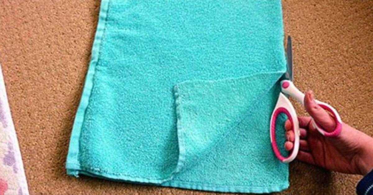 ne-jetez-plus-vos-vieilles-serviettes-7-idees-ingenieuses-pour-les-transformer-en-7-nouveaux-objets-utiles
