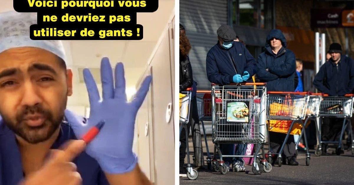 ne portez plus de gants pour faire vos courses lalerte dun medecin face a lepidemie du coronavirus 1 1