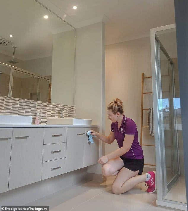 Kacie, une professionnelle du ménage, partage ses secrets de nettoyage