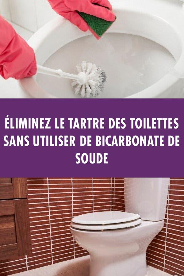 nettoyage toilette