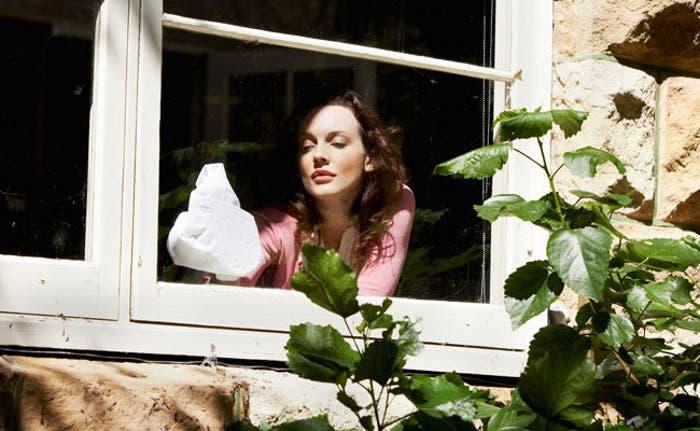 pastrimi i dritareve