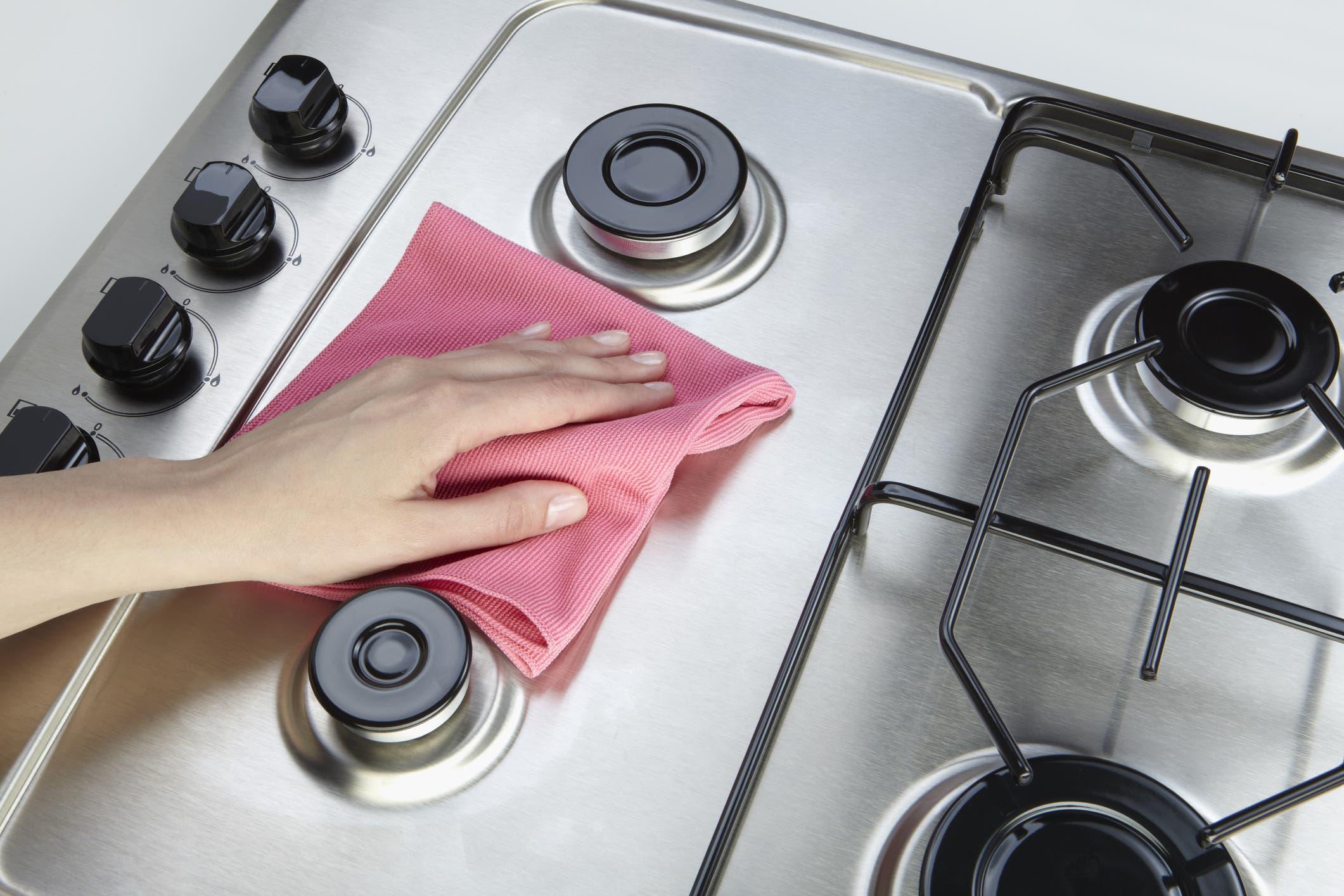 nettoyer cuisiniere
