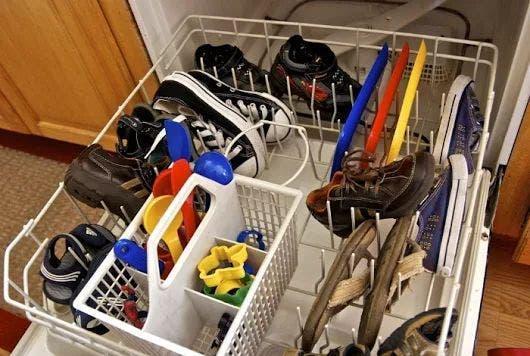 objets lave vaisselle