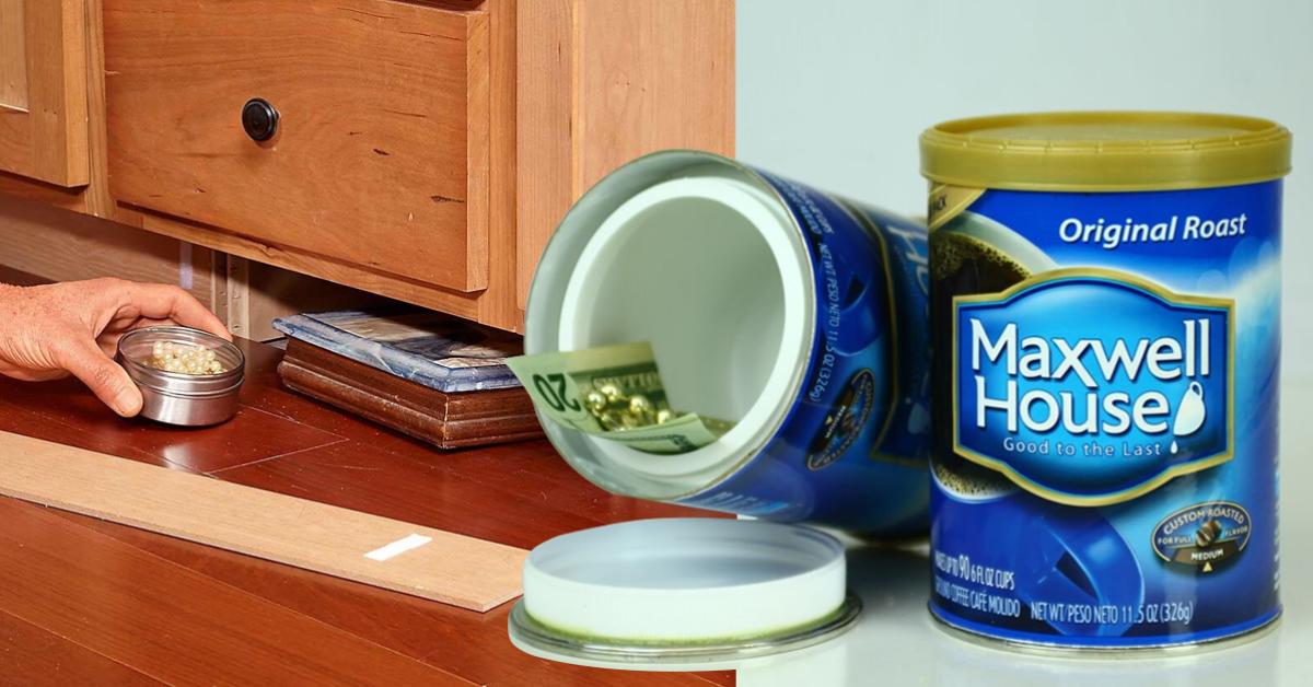 Où cacher les objets précieux à la maison pour ne être retrouvés par les voleurs ?