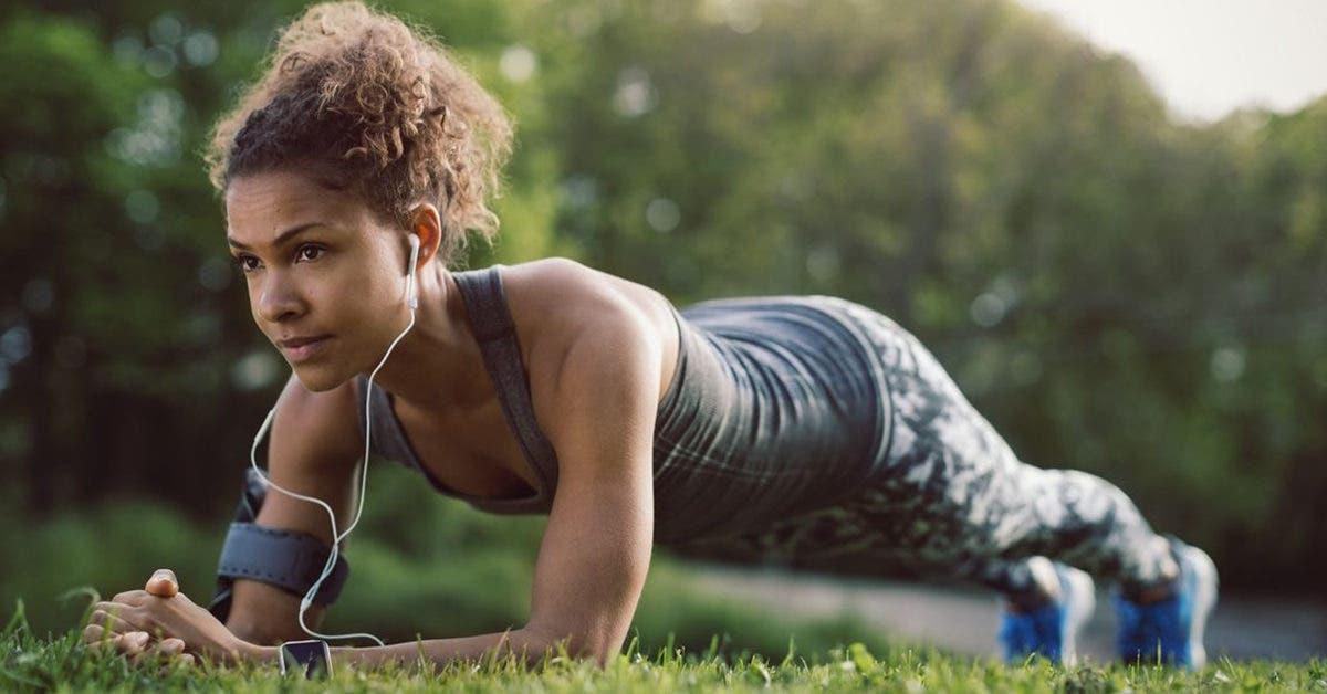 Ces 6 exercices simples vous aident à avoir un ventre plat
