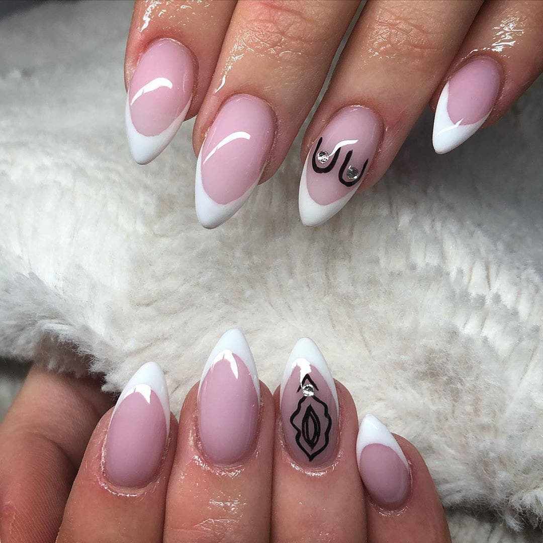 ongle vagin