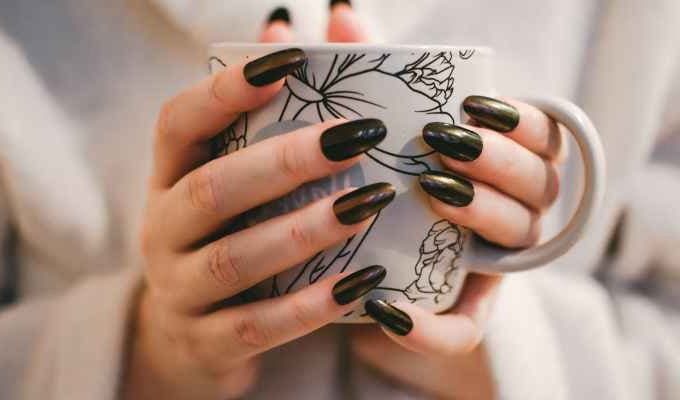 ongles forts