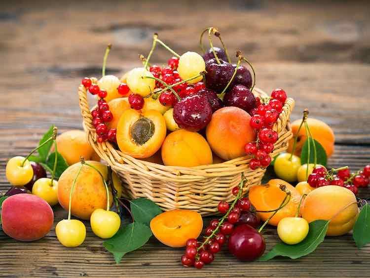 panier de fruits