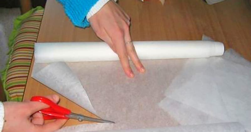 papier sulfurise
