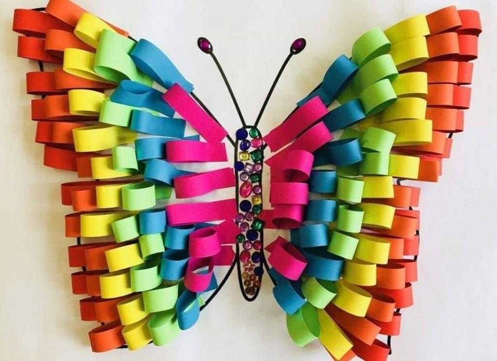 papillon majestueux